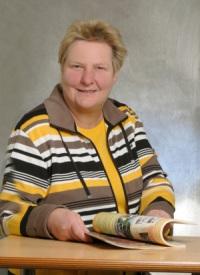 Immer für Sie da: Birgit Gawantka